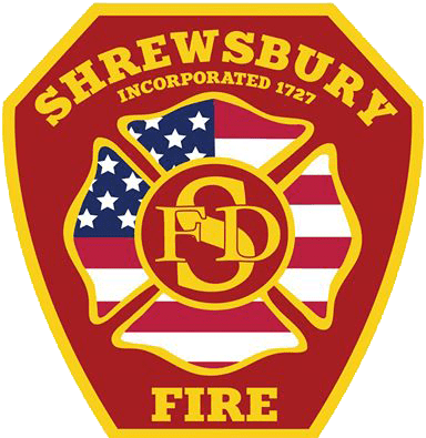 Shrewsbury Fire Department Patch